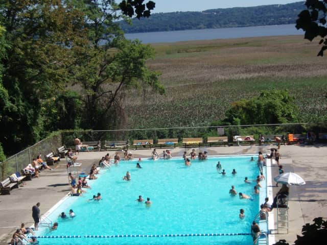 Both pools have been remade at Tallman Mountain State Park along with lots of other upgrades to the area, thanks to Billy Procida, who fronted the money for the project.