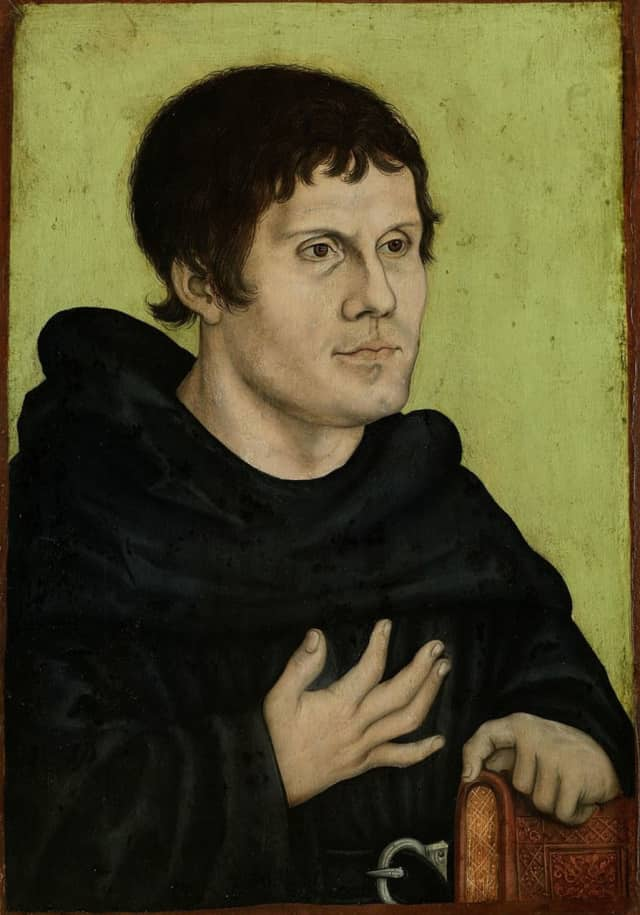 Martin Luther lead the Protestant Reformation in 1517, 500 years ago this year.