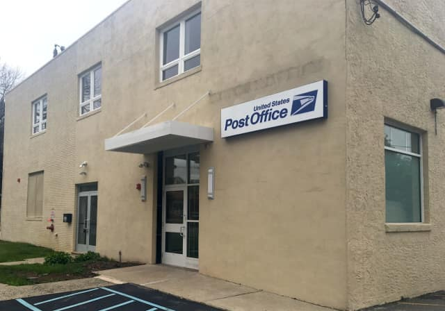 The Carlstadt Post Office is reopening Saturday after being destroyed in a fire two years ago
