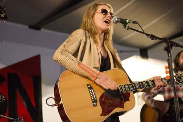 Singer Grace Potter will appear at Ulster Performing Arts Center in Kingston on Sunday, June 19.