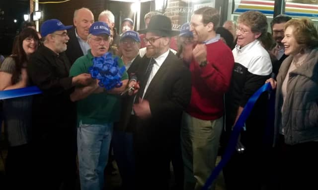 There was a grand opening celebration Nov. 9 for G.O. Kosher in Mount Kisco.