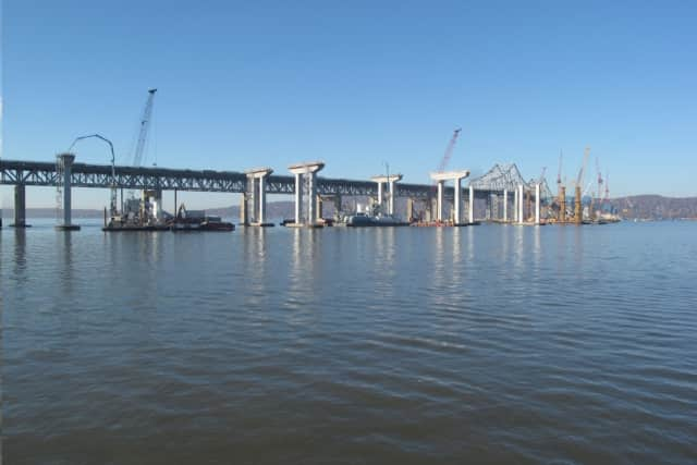 The Comptrollers Office has approved $96.7 million in spending for the Tappan Zee Bridge project among other spending items.