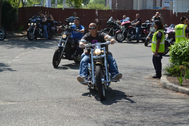 The Ride Against Child Abuse begins in Bridgeport on Sunday