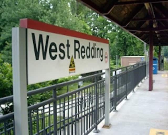 West Redding is one of the stations on Metro-North's Danbury Branch.