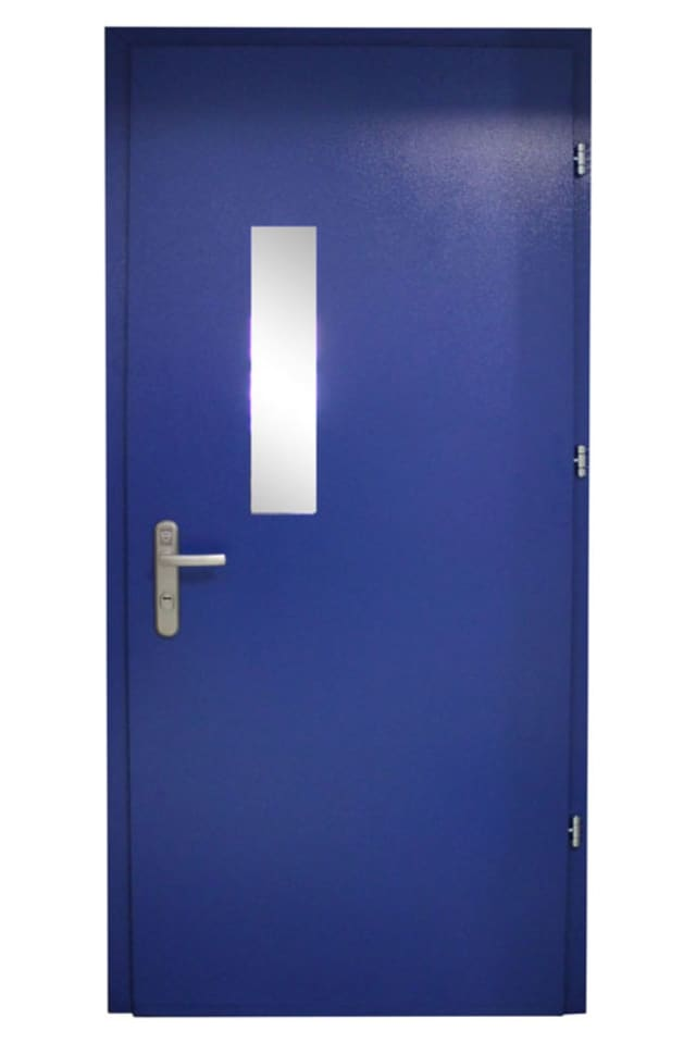 Remo Security Doors are being installed in an area school district.