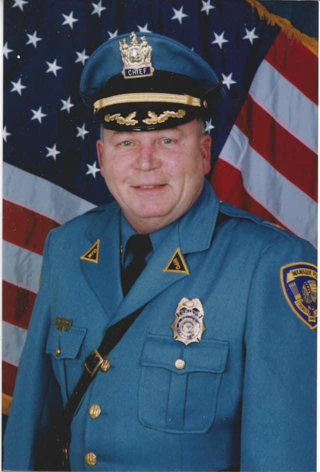 Former Wanaque Police Chief Jack Reno.