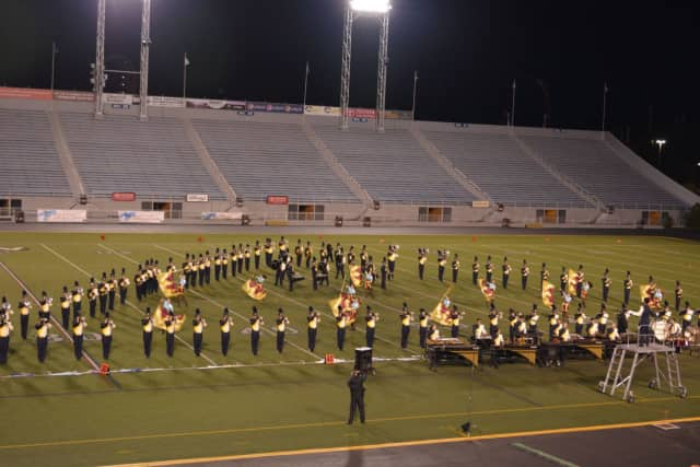 The Ramsey HS marching band will march in Rome's New Year's Day parade.