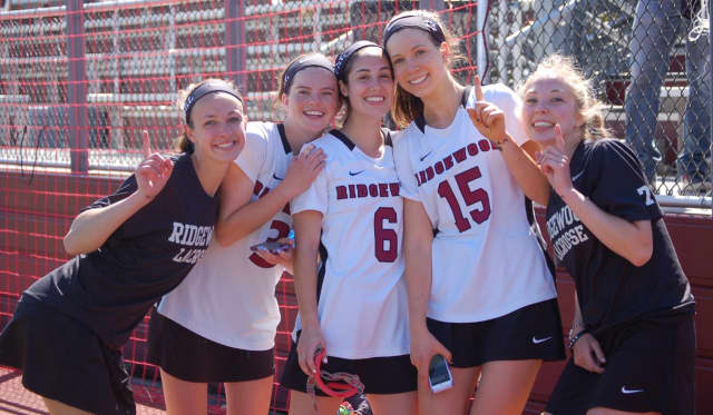 The Ridgewood High School varsity girls lacrosse team is offering babysitting services on March 18.