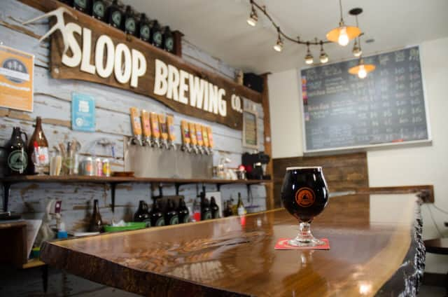 The Sloop Brewing Company is moving to East Fishkill