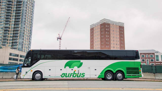 OurBus, a tech company offering intercity bus service, is expanding to White Plains with express bus trips to Boston.