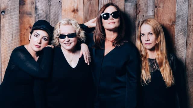 The Go Go's farewell tour will stop by the Ridgefield Playhouse on Wednesday.