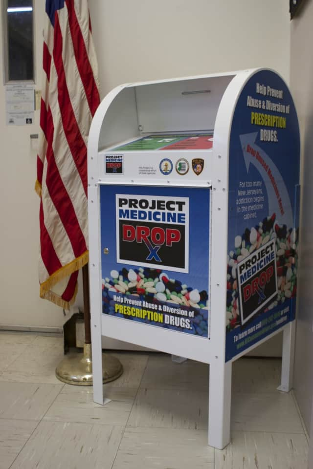The Allendale Police Department has a new Project Medicine box.
