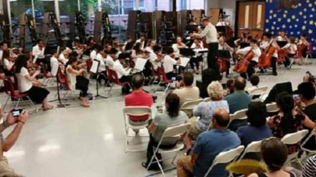 The Rockland Youth Orchestra will perform works from Joseph Haydn and Coldplay at a concert Wednesday, Jan. 27, in Blauvelt.