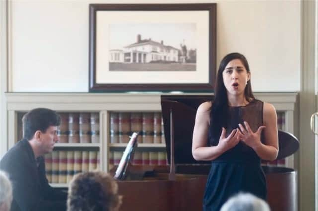 Opera and American Classics will be performed March 20 at Rye Brook's Crawford Mansion.