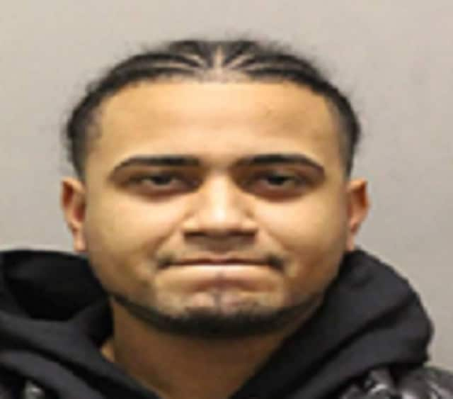 Robert Ramos, 30, of Sleepy Hollow, faces multiple charges after, police said, he struggled with officers who were trying to arrest him Thursday.