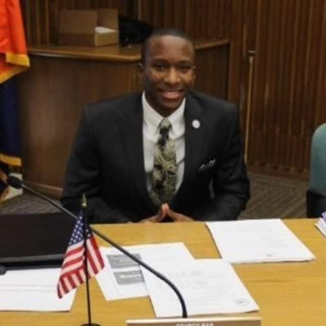 According to a report in the Poughkeepsie Journal, City Councilman Randall Johnson was injured during a dispute with his teenage sister in November.