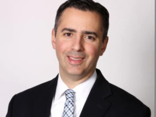 Ossining Superintendent Raymond Sanchez