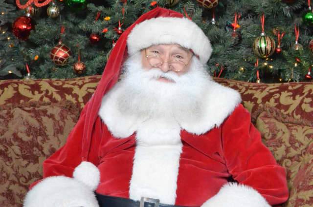 Many considered Ray Beesley of Paterson the 'real Santa.""