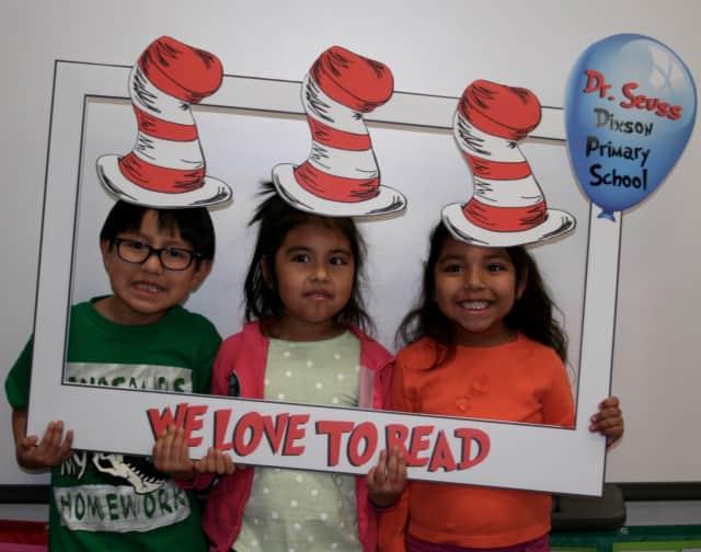 Read Across America is coming to Elmsford Elementary School.