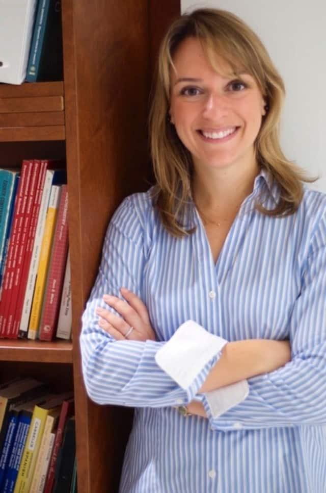 Rebecca Jones, Assistant Professor of Psychiatry at Weill Cornell Medical College in Manhattan.