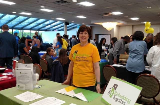 Rebuilding Together staffed one of the many tables at the 2015 Homeownership Fair.