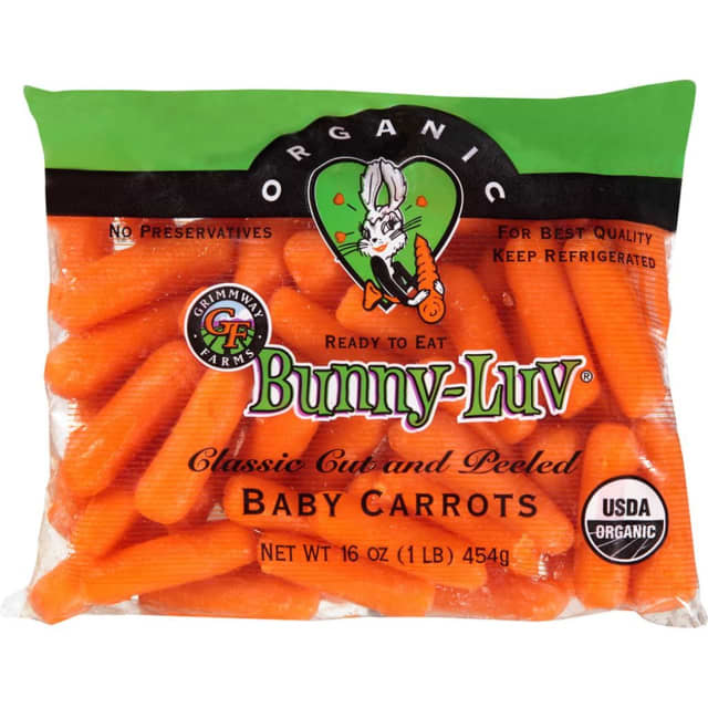 Grimmway Farms is recalling some of its carrot products because they might have been contaminated with Salmonella.