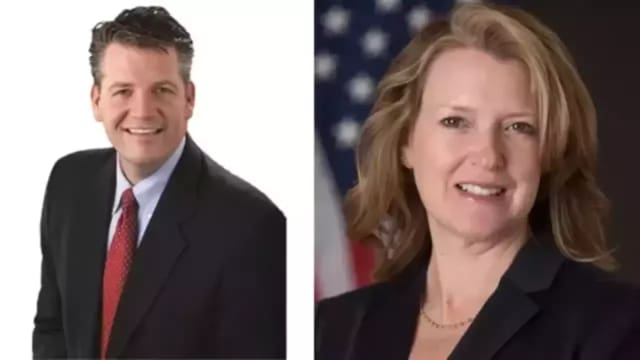 Terrence Murphy is leading Ali Boak in the race for the 40th Senate District.