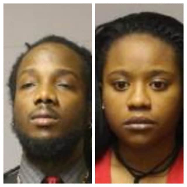 Danbury residents Careem Campbell and Ashley Mann are facing drug and weapons charges in Southeast.