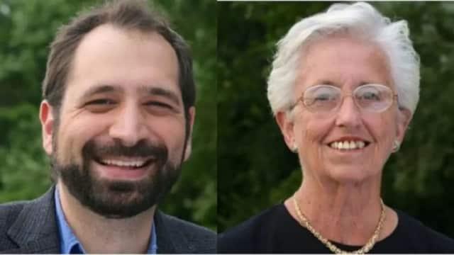 Brian Pugh and Ann Gallelli