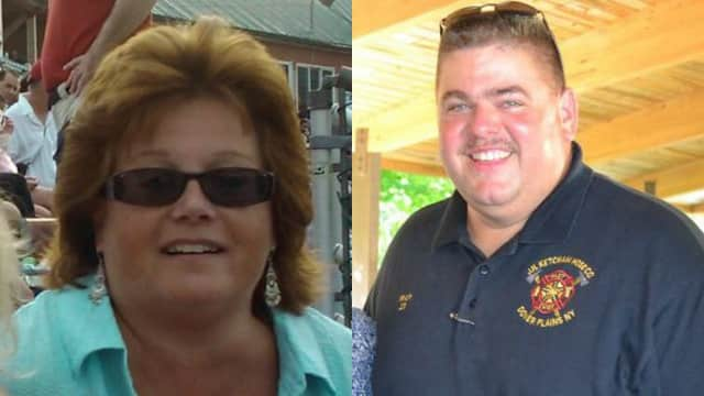 Jane Meunier-Gorman and Richard Yeno are two of the three candidates running for Dover Town Board.