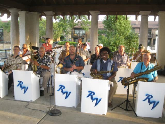 The Reddy Valentino Orchestra will perform a concert July 5 as part of the Twilight Tuesdays concert series at Rye Town Park.