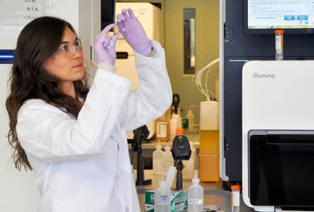 Westchester-based Regeneron is working on a coronavirus cure.