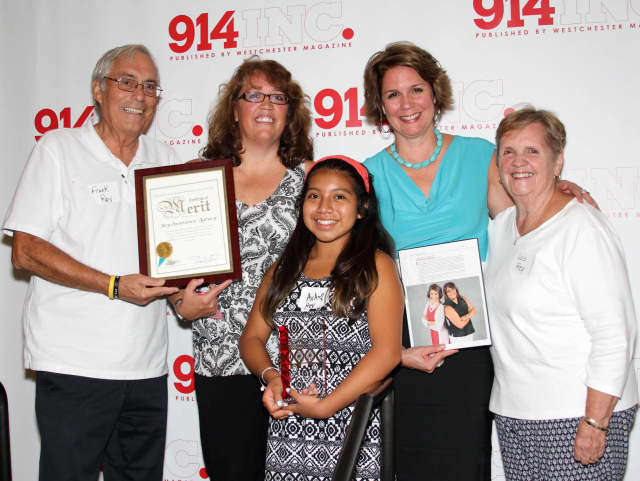 Rey Insurance Agency recently was honored at 914INC. Magazine's 2015 Small Business Awards as winner of the Outstanding Minority-Owned Small Business award.