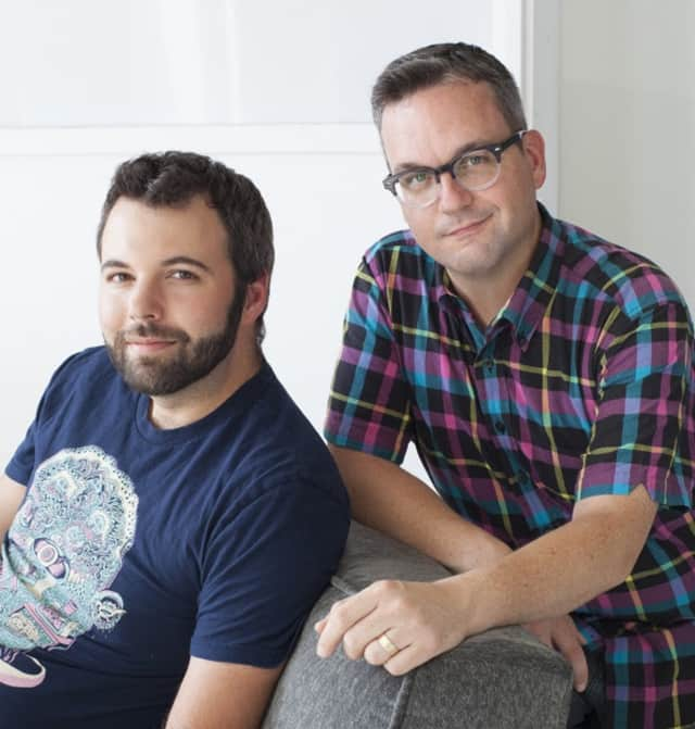 Joseph Fink and Jeffrey Cranor, the creators of podcast Welcome To Night Vale, will be at the Morton Memorial Library in Rhinebeck on September 15.