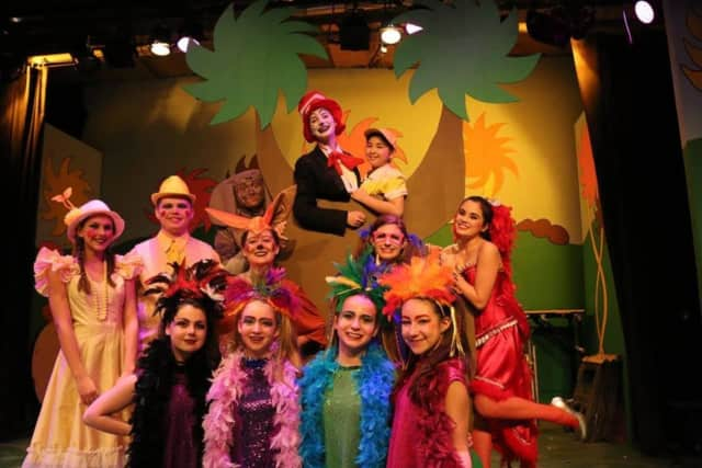 The Rhino Theatre in Pompton Lakes gives children from Bergen and Passaic Counties and surrounding areas a place to show their theatrical talent.