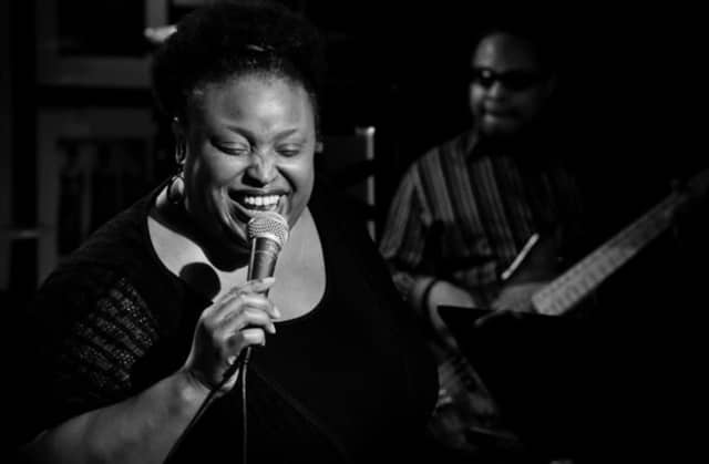 Vocalist Rhonda Denét will perform at Darien Library onSaturday, Feb. 20 in the library's Louise Parker Berry Community Room at 2 p.m.