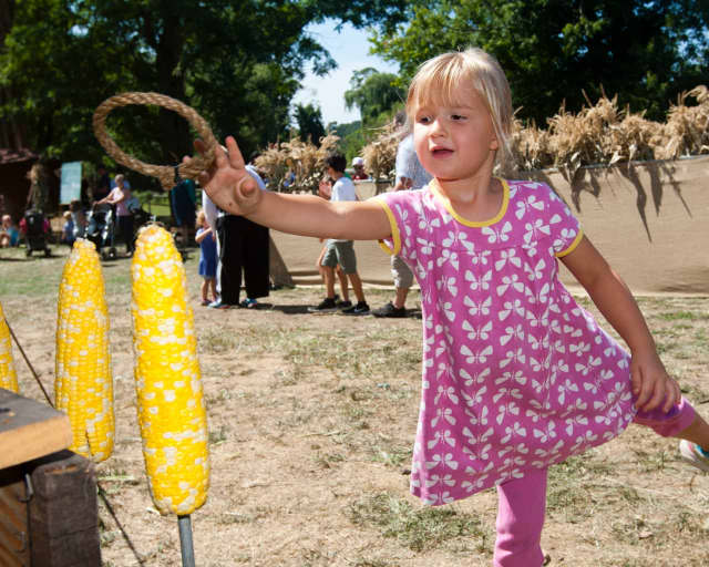 Ring-a-Cob is one of the many activities that will be available at CORNucopia.