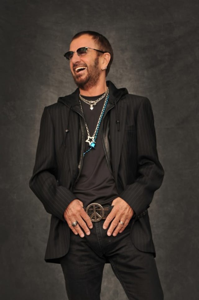 Ringo Starr and his band will perform at bergenPAC's 11th Annual Gala.