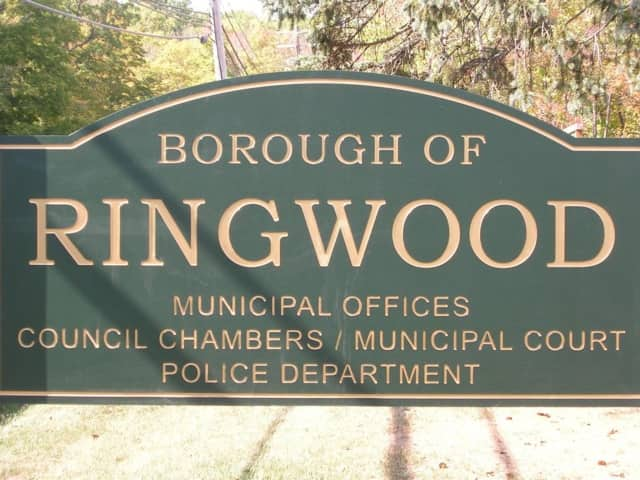 The Ringwood Borough Council will hold its reorganization meeting on Tuesday.
