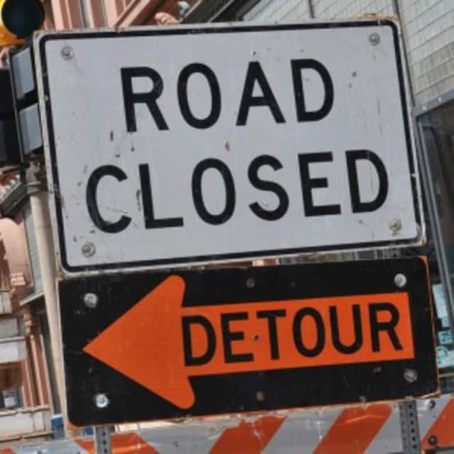 The bridge on Elm Street in Oradell will be closed for 60 days for repairs beginning Sept. 1.