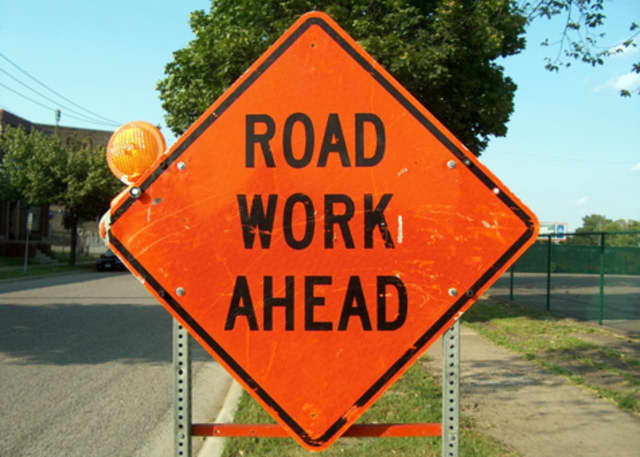 Gas main construction operations will take place on Valley Road in Clifton throughout May.