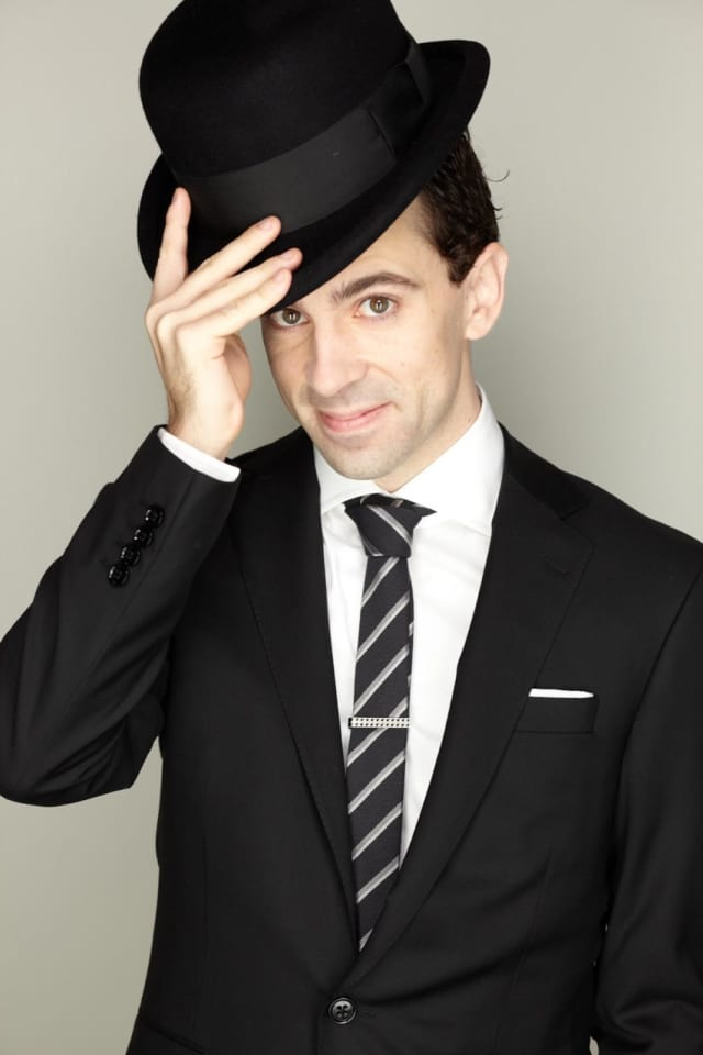 Broadway actor Rob McClure will perform a one-night show in Englewood.