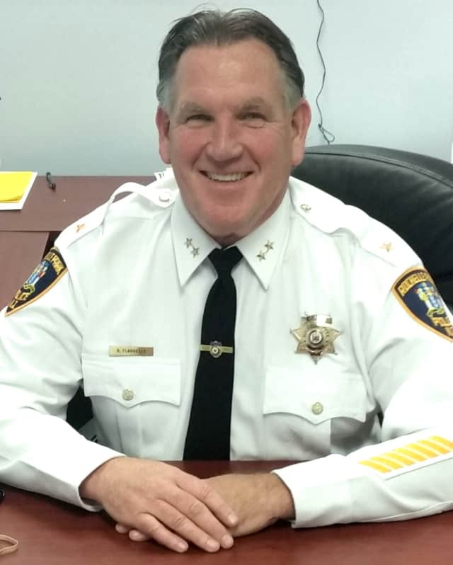 Rochelle Park Police Chief Robert Flannelly
