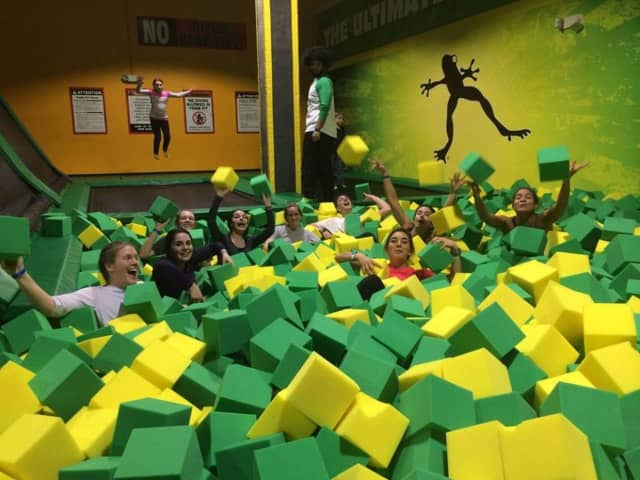 Redding's Park and Recreation Department is offering a trip on Tuesday, Feb. 16 for grades 3 and up to Rockin' Jump in Trumbull and Nutmeg Bowl in Fairfield.