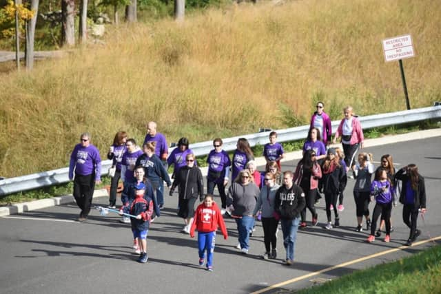Join the Alzheimer's Association Hudson Valley Chapter in their Walk To End Alzheimers in Pomona.