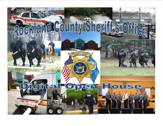The Rockland County Sheriff's Office will feature its Civil Enforcement Division for this month's Digital Open House.