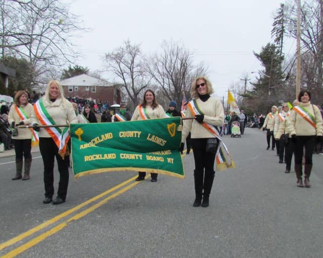 Rockland County is said to throw the biggest St. Patrick's Day bash outside of New York City. This year's event is scheduled for 1:30 p.m. Sunday, March 18.