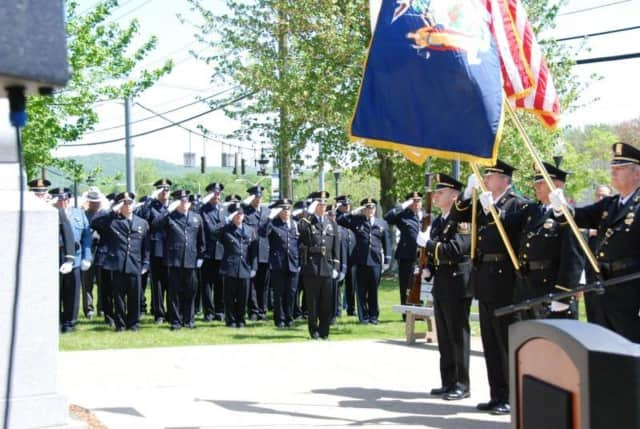 The Rockland County Law Enforcement Memorial Service is scheduled for Sunday in New City.