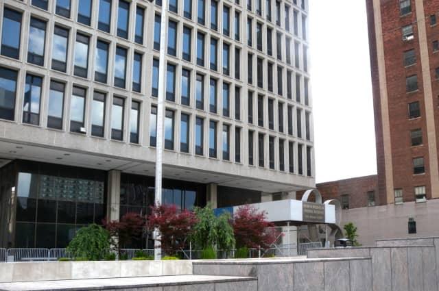 The Peter J. Rudino Federal Building in Newark