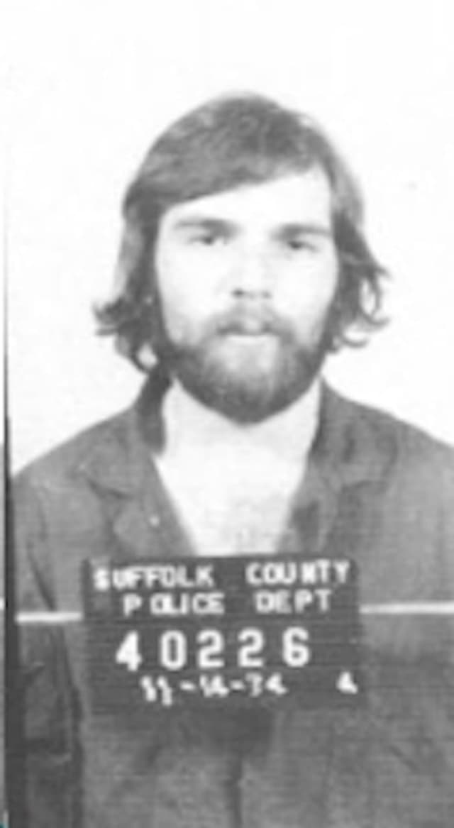 Ronald DeFeo at the time of his arrest.